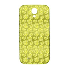 Floral Pattern Samsung Galaxy S4 I9500/i9505  Hardshell Back Case by ValentinaDesign