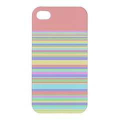 All Ratios Color Rainbow Pink Yellow Blue Green Apple Iphone 4/4s Hardshell Case by Mariart