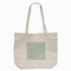 Blue Yellow Star Sunflower Flower Floral Tote Bag (cream) by Mariart