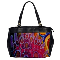 Micro Macro Belle Fisher Nature Stone Office Handbags by Mariart