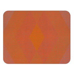 Live Three Term Side Card Orange Pink Polka Dot Chevron Wave Double Sided Flano Blanket (large)  by Mariart