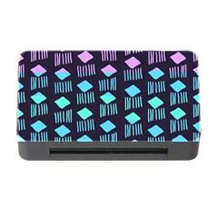 Polkadot Plaid Circle Line Pink Purple Blue Memory Card Reader With Cf by Mariart
