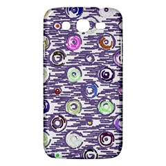 Painted Circles     Samsung Galaxy Duos I8262 Hardshell Case by LalyLauraFLM