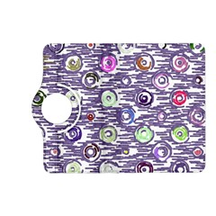 Painted Circles     Samsung Galaxy Note 3 Soft Edge Hardshell Case by LalyLauraFLM