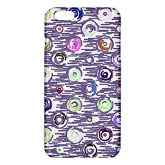 Painted Circles     Iphone 6/6s Tpu Case by LalyLauraFLM