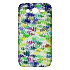 Paint on a white background     Samsung Galaxy Duos I8262 Hardshell Case by LalyLauraFLM