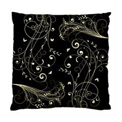 Floral Design Standard Cushion Case (two Sides) by ValentinaDesign