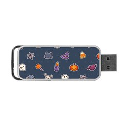 Kawaiieen Pattern Portable Usb Flash (two Sides) by Nexatart