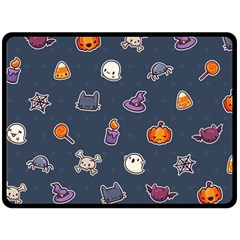 Kawaiieen Pattern Double Sided Fleece Blanket (large)  by Nexatart