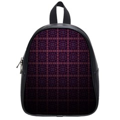 Best Pattern Wallpapers School Bags (small)  by Nexatart