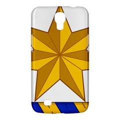 Star Yellow Blue Samsung Galaxy Mega 6 3  I9200 Hardshell Case by Mariart