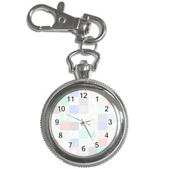 Sweet Dreams Rag Quilt Key Chain Watches by Mariart