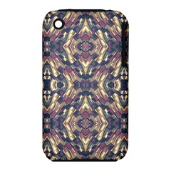 Multicolored Modern Geometric Pattern Iphone 3s/3gs by dflcprints