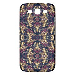 Multicolored Modern Geometric Pattern Samsung Galaxy Mega 5 8 I9152 Hardshell Case  by dflcprints