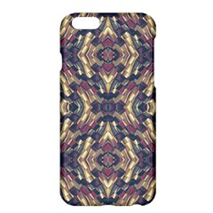 Multicolored Modern Geometric Pattern Apple Iphone 6 Plus/6s Plus Hardshell Case by dflcprints