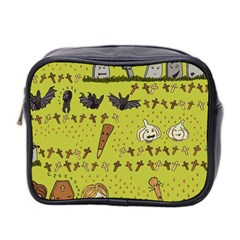 Horror Vampire Kawaii Mini Toiletries Bag 2 Side
