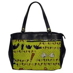 Horror Vampire Kawaii Office Handbags by Nexatart