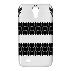 Wasp Bee Hive Black Animals Samsung Galaxy Mega 6 3  I9200 Hardshell Case by Mariart