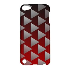 Netflix Play Button Pattern Apple Ipod Touch 5 Hardshell Case