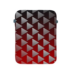 Netflix Play Button Pattern Apple Ipad 2/3/4 Protective Soft Cases by Nexatart