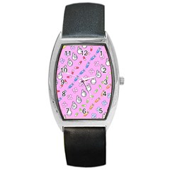 Chaffyyami Nurse Desktop Barrel Style Metal Watch by Nexatart