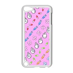 Chaffyyami Nurse Desktop Apple Ipod Touch 5 Case (white) by Nexatart