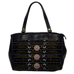 Pearls And Hearts Of Love In Harmony Office Handbags by pepitasart