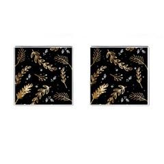 Kawaii Wallpaper Pattern Cufflinks (square) by Nexatart