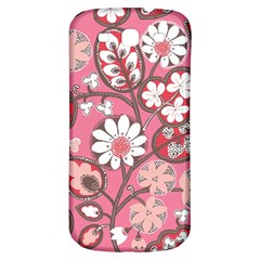 Pink Flower Pattern Samsung Galaxy S3 S Iii Classic Hardshell Back Case by Nexatart