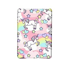 Unicorn Rainbow Ipad Mini 2 Hardshell Cases by Nexatart