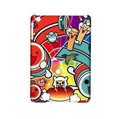Cute Doodles Wallpaper Background Ipad Mini 2 Hardshell Cases by Nexatart