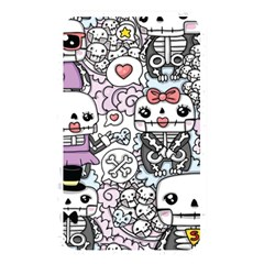 Kawaii Graffiti And Cute Doodles Memory Card Reader by Nexatart
