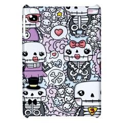 Kawaii Graffiti And Cute Doodles Apple Ipad Mini Hardshell Case by Nexatart