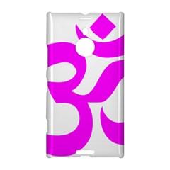 Hindu Om Symbol (magenta) Nokia Lumia 1520 by abbeyz71