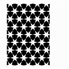 Star Egypt Pattern Small Garden Flag (two Sides) by Nexatart