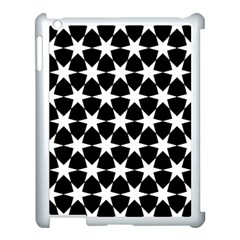 Star Egypt Pattern Apple Ipad 3/4 Case (white) by Nexatart
