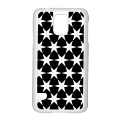 Star Egypt Pattern Samsung Galaxy S5 Case (white) by Nexatart