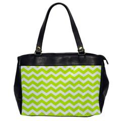 Chevron Background Patterns Office Handbags by Nexatart