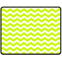 Chevron Background Patterns Fleece Blanket (medium)  by Nexatart
