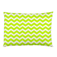 Chevron Background Patterns Pillow Case (two Sides) by Nexatart