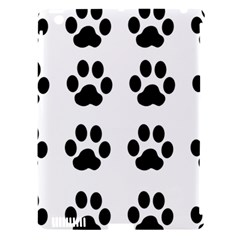 Claw Black Foot Chat Paw Animals Apple Ipad 3/4 Hardshell Case (compatible With Smart Cover) by Mariart