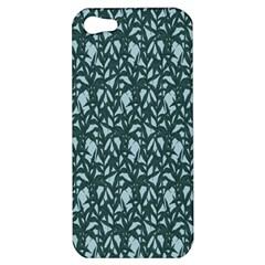 Interstellar Blog Tree Leaf Grey Apple Iphone 5 Hardshell Case by Mariart