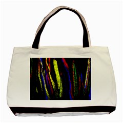 Multicolor Lineage Tracing Confetti Elegantly Illustrates Strength Combining Molecular Genetics Micr Basic Tote Bag by Mariart