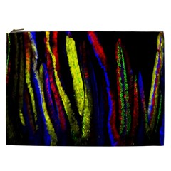 Multicolor Lineage Tracing Confetti Elegantly Illustrates Strength Combining Molecular Genetics Micr Cosmetic Bag (xxl)  by Mariart