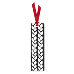 Ropes White Black Line Small Book Marks by Mariart