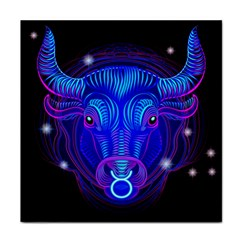 Sign Taurus Zodiac Tile Coasters by Mariart