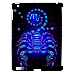 Sign Scorpio Zodiac Apple Ipad 3/4 Hardshell Case (compatible With Smart Cover) by Mariart