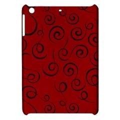 Pattern Apple Ipad Mini Hardshell Case by ValentinaDesign