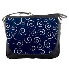 Pattern Messenger Bags by ValentinaDesign