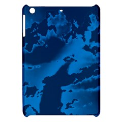 Floral Pattern Apple Ipad Mini Hardshell Case by ValentinaDesign